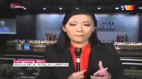 VIDEO VIRAL!!! Gempar!! Wartawan TV3 tersilap kata BN cuba untuk menipu