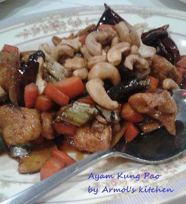 Ayam Kung Pao