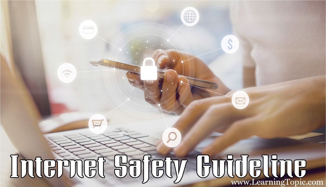 Internet Safety Guideline for University Students