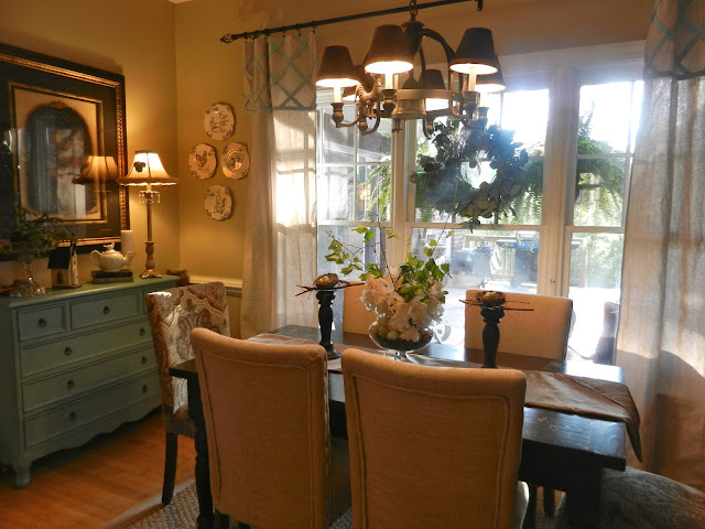 The Breakfast Room at The Everyday Home