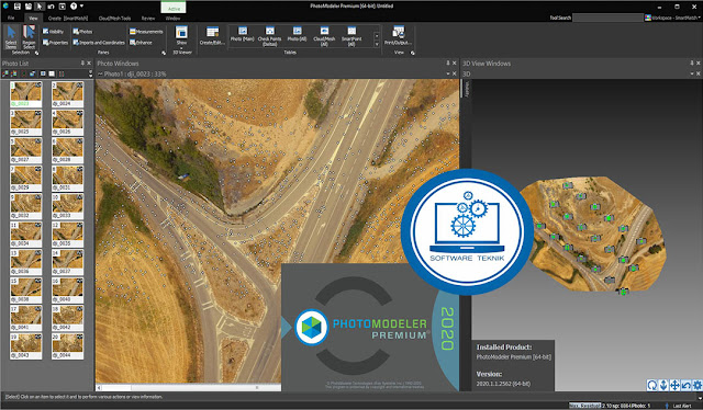 Eos PhotoModeller Premium v2020
