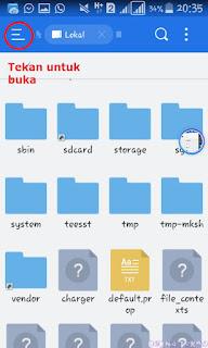 aplikasi pengelola berkas