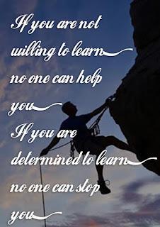 Dispuesto a aprender