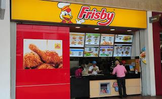 Restaurantes Frisby en Cali