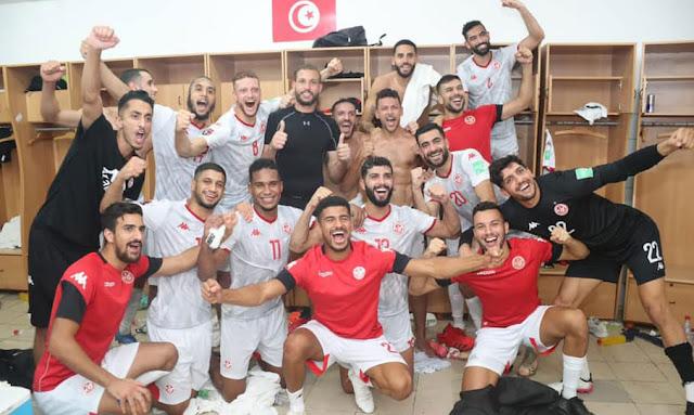 تونس تفوز علي غينيا الاستوائية في أول مباريات تصفيات المونديال