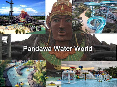 Water Tourism - Pandawa Water World