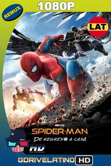 Spider-Man: De Regreso a Casa (2017) BDRemux 1080p Latino-Ingles MKV