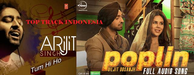 10 Tanggal Lagu India Terpopuler di Indonesia Tahun 2017