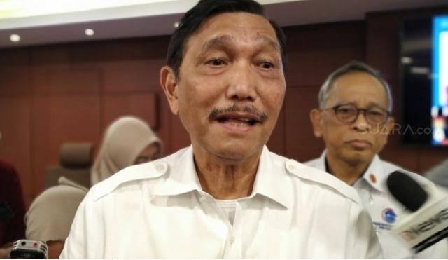 Luhut Kaget, Indonesia Disebut sebagai Negara Berpenghasilan Menengah Atas