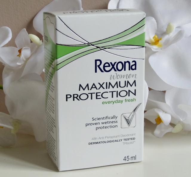 Rexona Maximum Protection - czy na pewno?