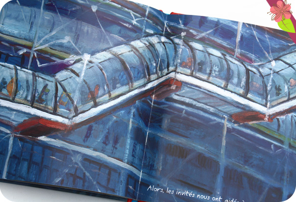 Gaspard et Lisa au Centre Pompidou d'Anne Gutman et Georg Hallensleben - Hachette enfants