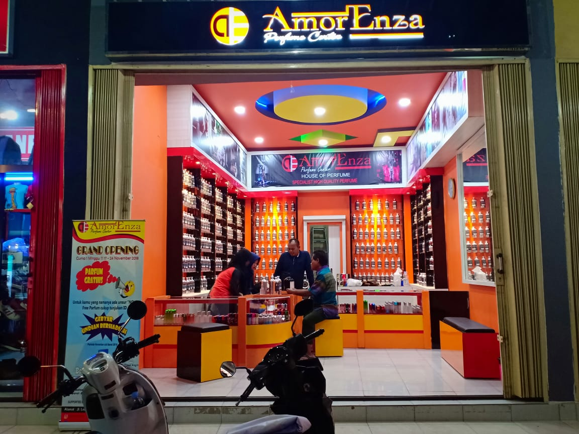 Daftar Alamat Mitra Amorenza Perfume Dari Berbagai Kota Di Indonesia