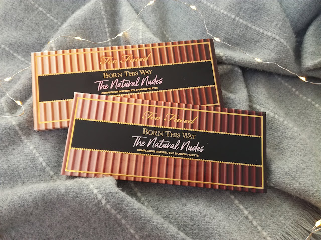 Palette Born This Way The natural nudes de Too Faced