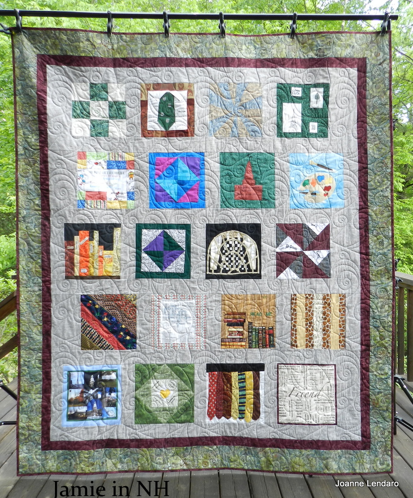 Amazing Quilts: SplittingStitches Longarm Quilting: Some Pretty Amazing