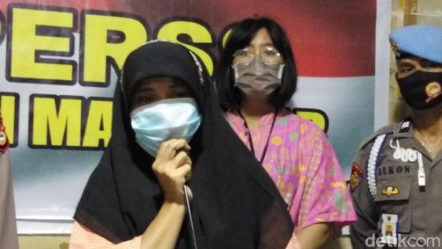 Perempuan Pelempar Al-Quran di Makassar Akhirnya Minta Maaf