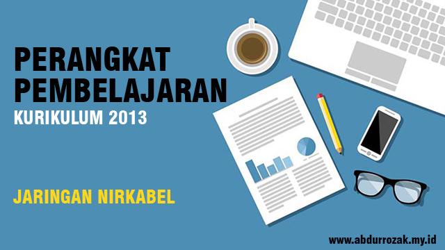 Perangkat Pembelajaran Jaringan Nirkabel Kurikulum 2013