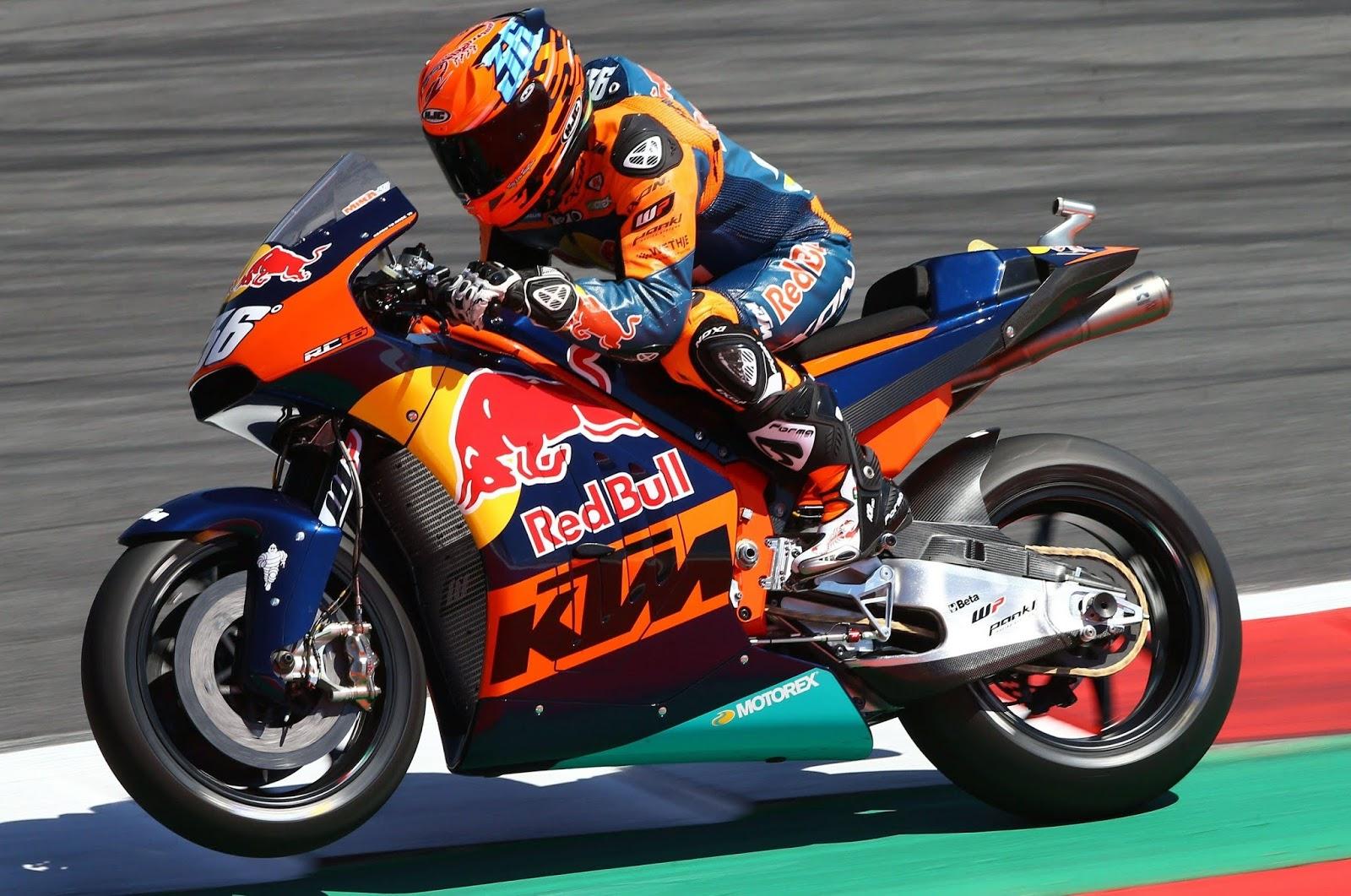 Galeri: KTM Turunkan Lima Tim Sekaligus di MotoGP 2019
