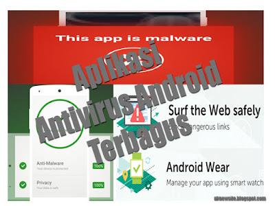 Aplikasi Antivirus Android Terbagus Terbaik