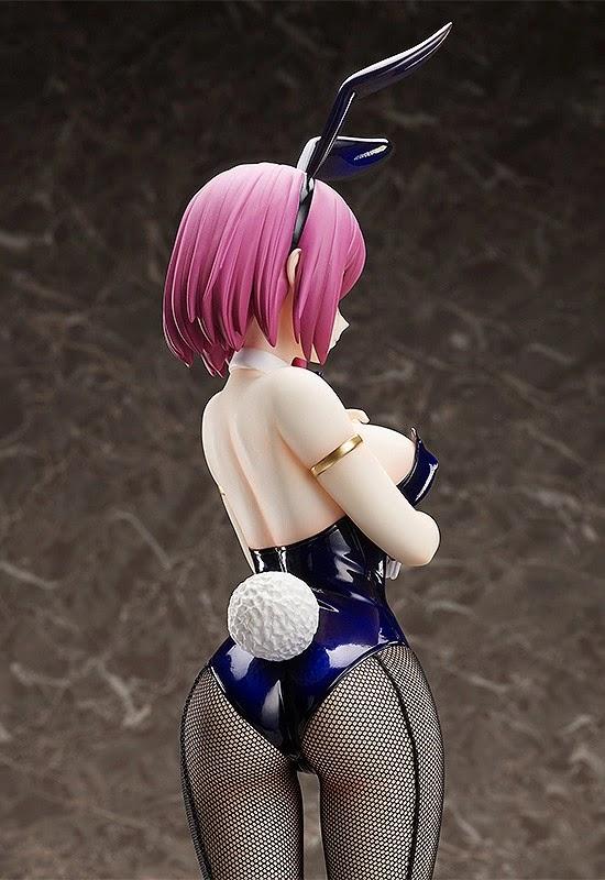 "Figuras: Hisako Arato: Bunny Ver. de ""Food Wars! Shokugeki no Soma"" - FREEing"
