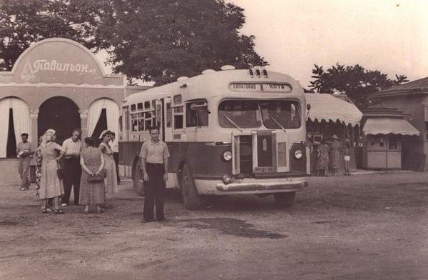 ЗиС‑155 Евпатория – Ялта, 1960‑е