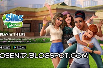 Download The Sims Mobile Mod APK Terbaru