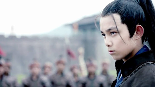 Leo Wu Lei Nirvana in Fire