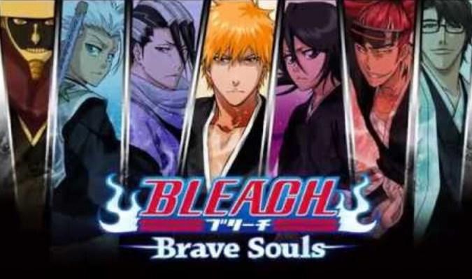 Game Adaptasi Anime Terbaik untuk Android - Bleach Brave Souls