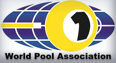 world pool association logo