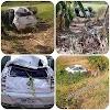 Mombaça: Acidente de trânsito com vítima fatal e 4 feridos na CE-060 na Vila felicidade.