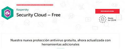 kaspersky cloud free