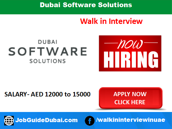 Dubai Software Solutions career for Dev'Ops Engineers with AWS certification jobs in Dubai UAE
