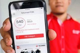 Cara Kirim Poin Telkomsel ke Nomor Lain 2018