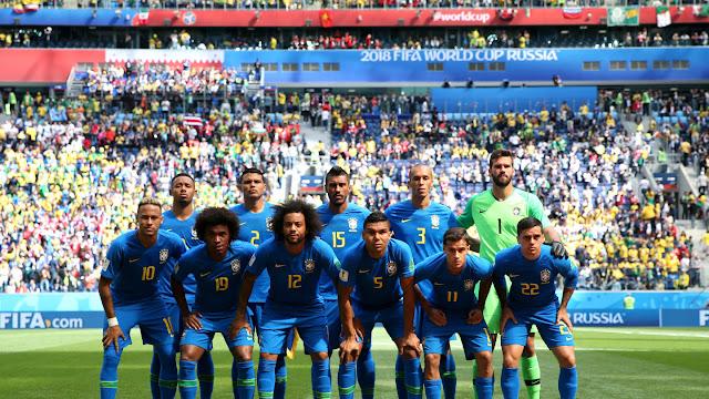 Brésil-Huitièmes