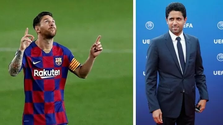 PSG studying a way to sign Messi without losing Mbappe