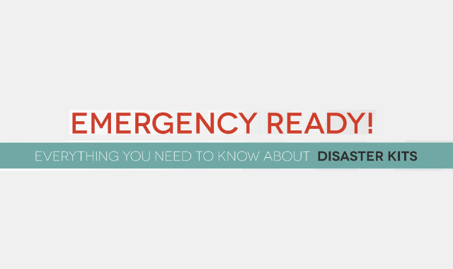 The Must-Have Items to Build Your Own Family Disaster Kit