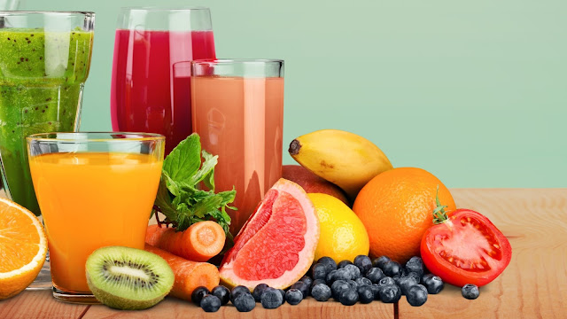 Supermarket vs Homemade Fresh Juices Review Juice & Your Health