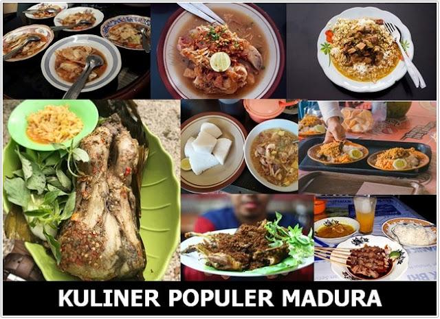 10 Tempat Kuliner Populer di Madura