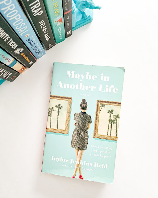 Maybe in another life - book review - incredible opinions