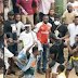 Disbanded Police Arm, SARS Refuse Youth Access Into Premises To Search Compound In Anambra