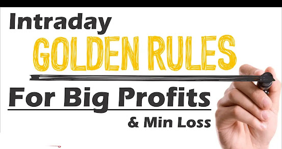 {Best} Trick to Intraday Trading 7 Golden Rules