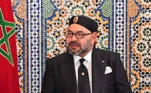 جلالة الملك محمد السادس يعزي أفراد أسرة الفنانة الراحلة شامة الزاز