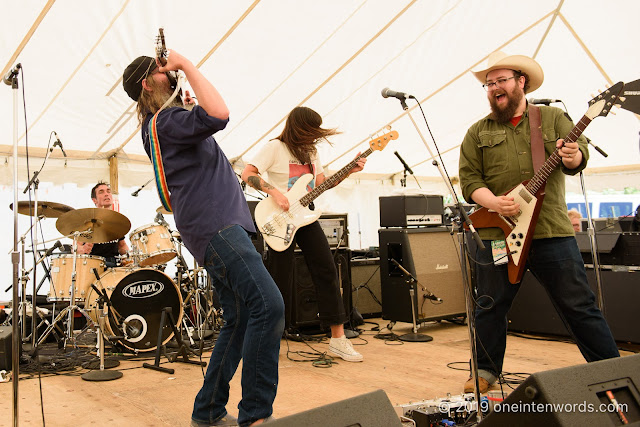 Ian Blurton's Future Now at Hillside Festival on Sunday, July 14, 2019 Photo by John Ordean at One In Ten Words oneintenwords.com toronto indie alternative live music blog concert photography pictures photos nikon d750 camera yyz photographer