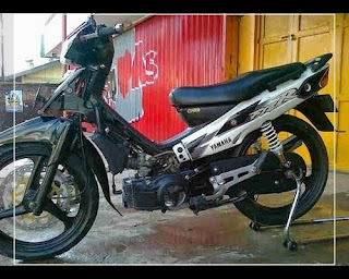 modifikasi fiz r drag bike