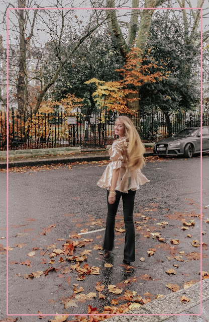 luxury london feminine fashion blogger