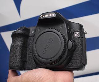 Jual Canon EOS 50D Bekas