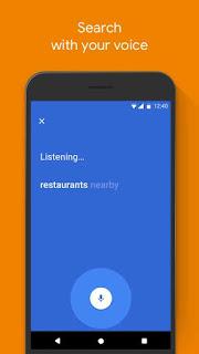 تحميل تطبيق Google Go v2.3.241747990 – برنامج المتصفح السريع و السهل جوجل