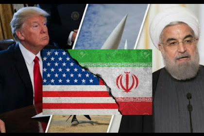 Trump Ancam Balah Serangan Iran 1.000 Go Leubeh Brat, Iran: Ho Abuwa!