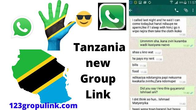 Join 201+ Tanzania Whatsapp Group Links 2020