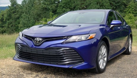2021 Toyota Camry Mid-size Car