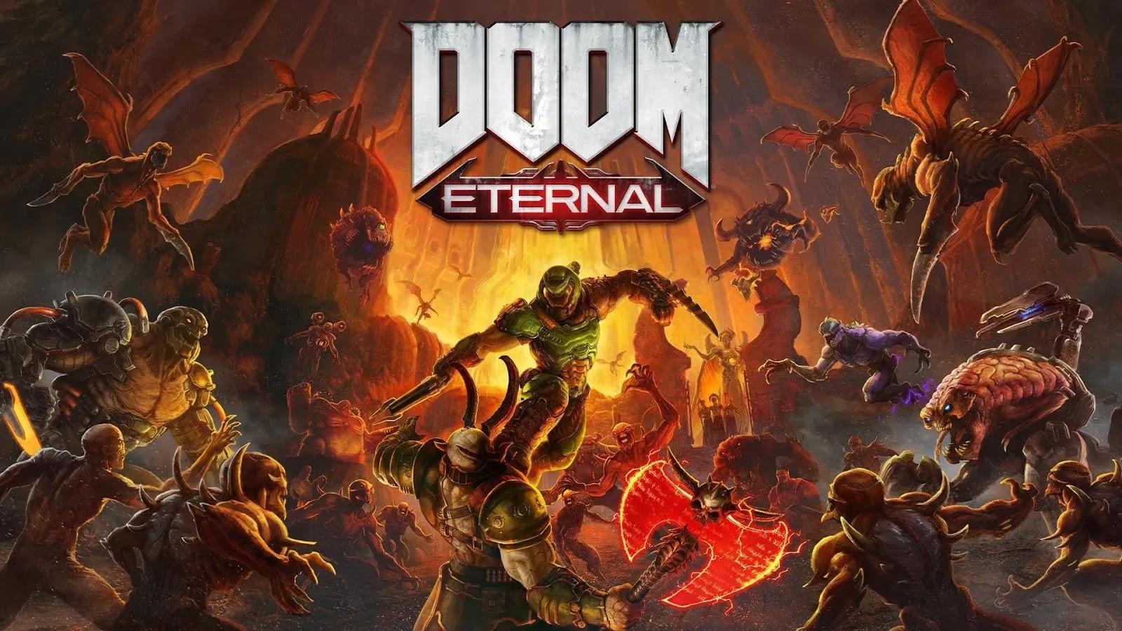 Link Tải Game DOOM Eternal Miễn Phí Thành Công
